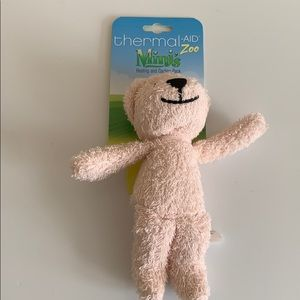 NWT! Thermal-Aid bear hot& cold pack
